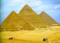 Пирамиды Хеопса [Чудеса света]