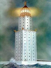 Александрийский маяк [Чудеса света]