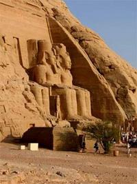 Храмы в Абу Симбле [Чудеса света]