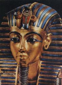 Золотая маска Тутанхамона [Чудеса света]