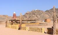 Посещение бедуинской деревни