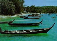 Коралловый остров Тао